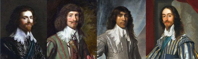 Angleterre 1628-1630