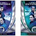 Star trek: enterprise en blu-ray
