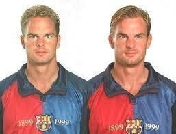 Les jumeaux... Pas si rare dans le football !!!