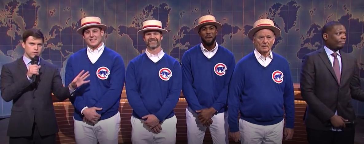 Allez les Cubs!!! - S42E5 (05/11/2016)