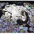 Le porte monnaie magique multiplicateur d'argent