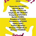 Restos du cœur : treize écrivains se mobilisent