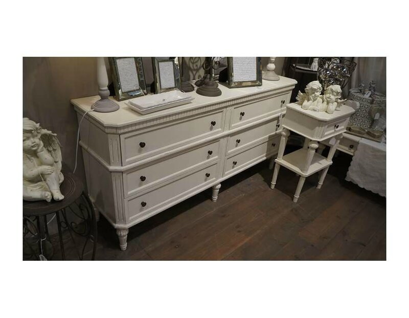 commode-blanche-6t-patinee-leonie