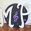 Musique - urne pour mariage