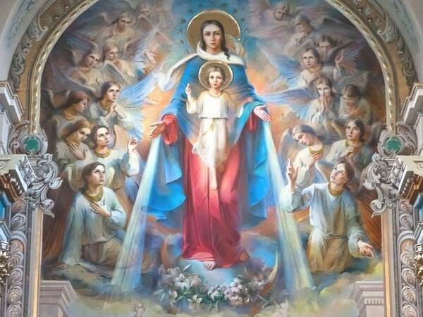 Coeur Immacule de Marie