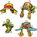 poupee chapeaux