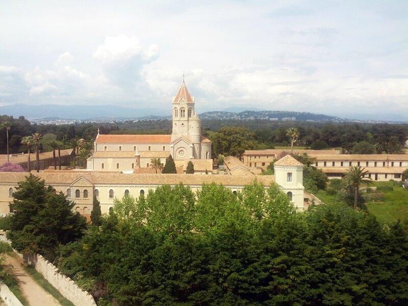 Abbaye Saint- Honorat Lérins 48