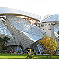 Fondation louis vuitton - paris - france
