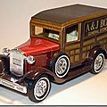 Ford Model A Break AJ Box 1