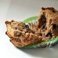 Sans gluten, sans lait mais les muffins qui ont la banane!