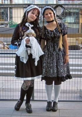 Gothic Les Gothic Elegant Elegant Les Lolita Riku3 Riku3 Lolita QtsxhdCr