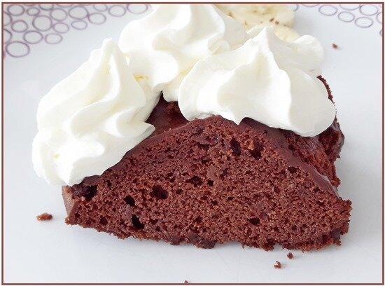 gâteau tout chocolat aux blancs d'oeufs19