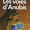Les voies d'anubis (the anubis gates) - tim powers