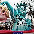 carnaval à Dusseldorf, 2017