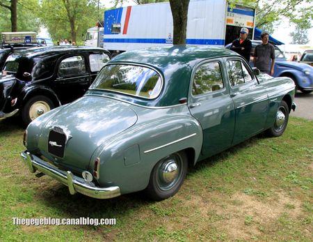 Renault fregate de 1955 (Retro Meus Auto Madine 2012) 02