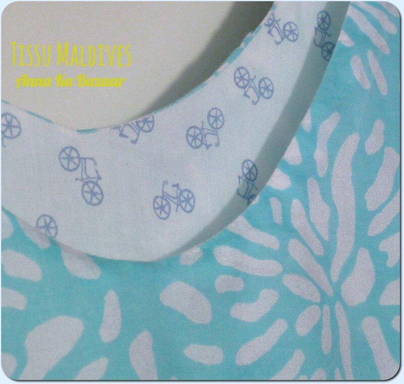 tissu maldives