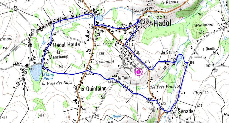 503bis - Hadol sans foret