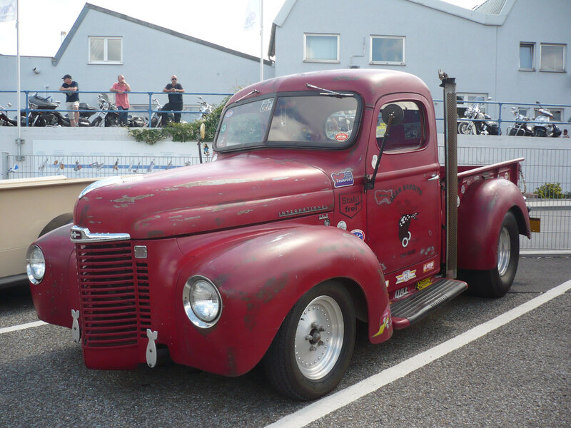 INTERNATIONAL HARVESTER K3-2 2door pick-up Sinsheim (1)