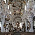Rottenbuch : église de la Nativité