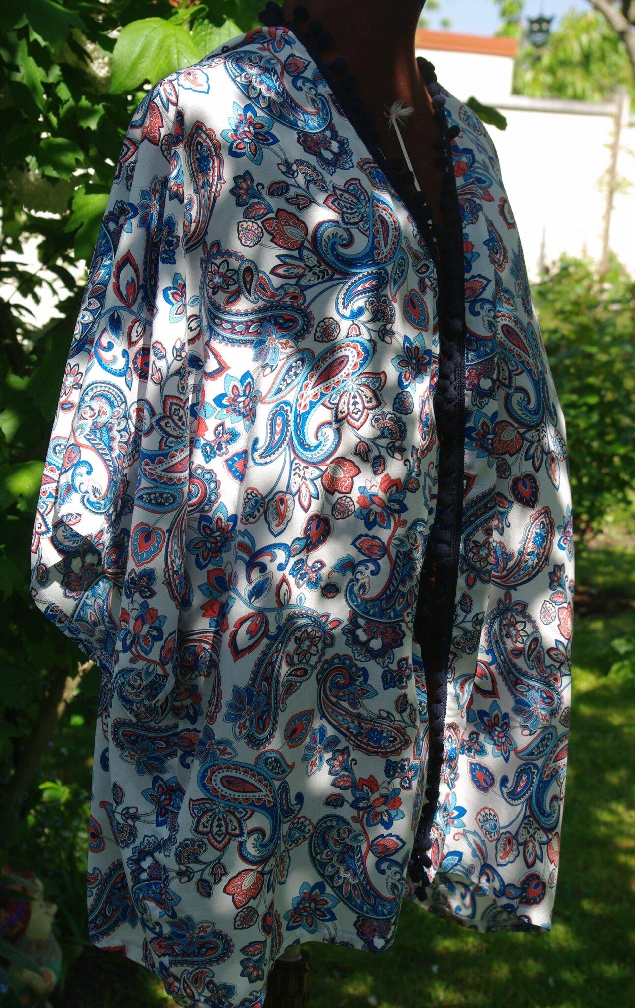 Kimono léger.