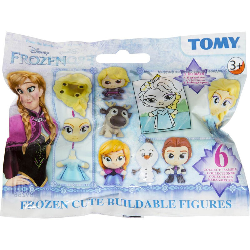 Frozen cute buildable figure02