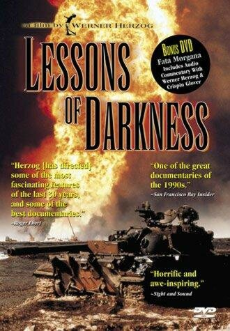 lessons of darkness dvd