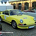 Porsche 911 carrera rs 2.7 de 1972 (paul pietsch classic 2014)