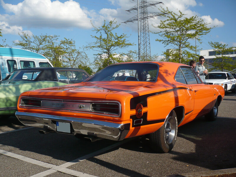 DODGE Coronet Super Bee 383 Magnum Offenbourg (2)