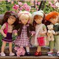 les minouches de 2009:Sylvie, Fanny, Lina et Fabian