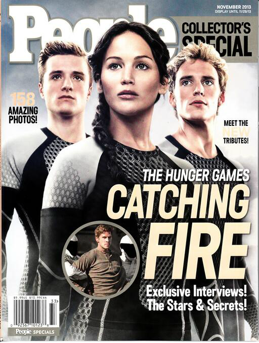 People Magazine Catching Fire bis