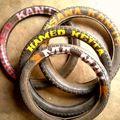 déco pour les pneus des enfants avec leurs prénoms