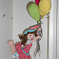 Tutoriel pdf en français emma la douce rêveuse aux ballons 29 cm tuto au crochet