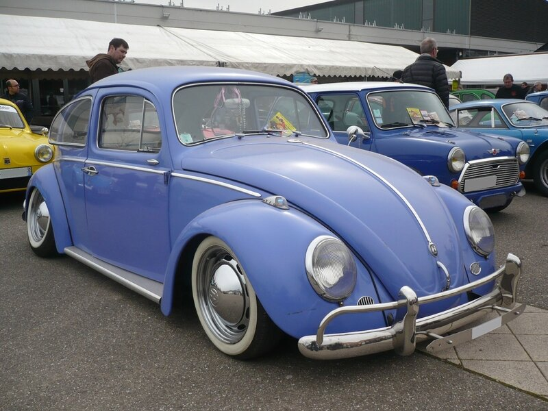 VOLKSWAGEN VW1200 Coccinelle Aircooled Châtenois (1)