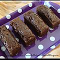 Gâteau suprême chocolat-vanille {sans gluten, super aérien}