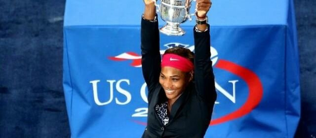 US OPEN 2014 Serena Williams