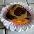 Coeur marbré d'épices