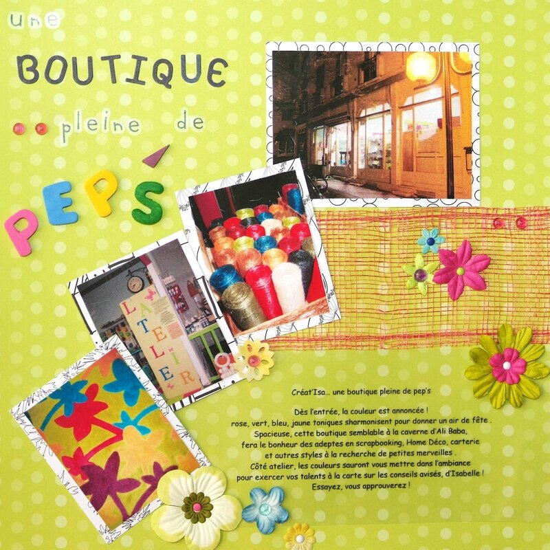 PHOTO SCRAP BOUTIQUE