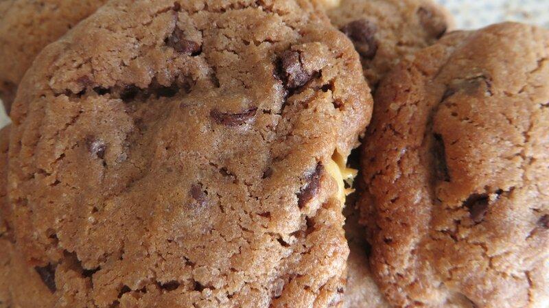 Cookies tout chocolat (2)