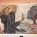 Mécénat artistique des amis du musée de valenciennes : l'enterrement de la mère