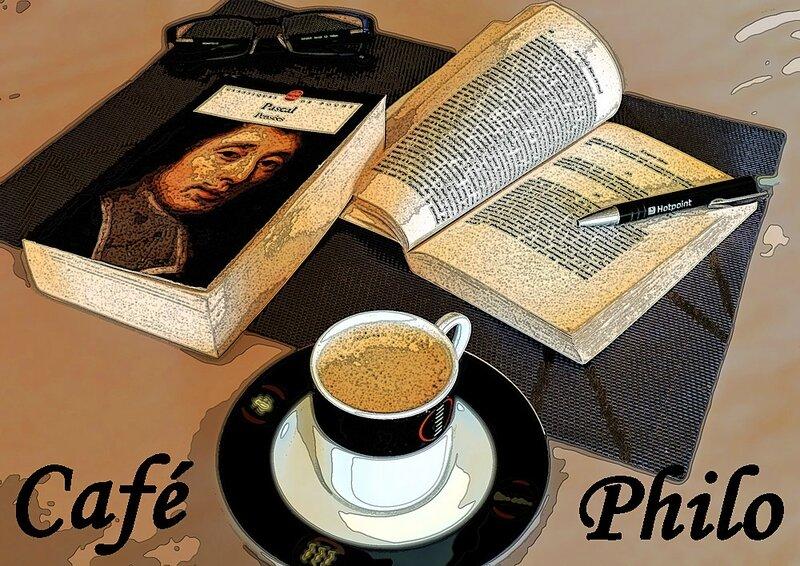 Café-philo Métaphores