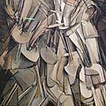 Duchamp l'escalier