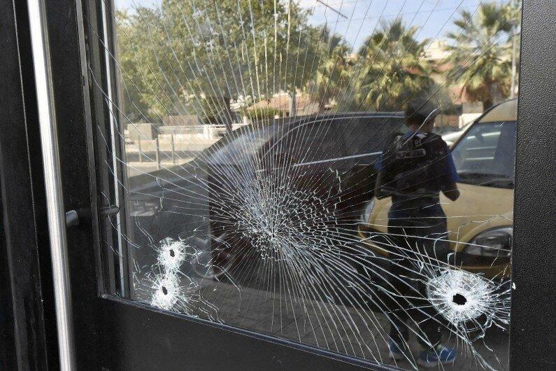 RDC Trous de balles