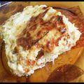 Bacalhau com natas (morue a la crème )
