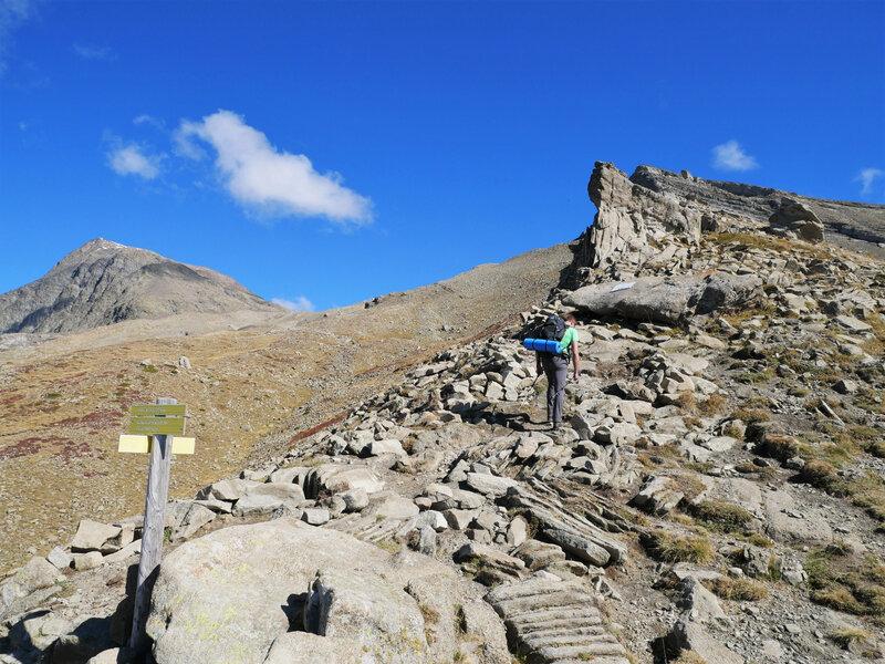 Col de La Pisse, 2354m