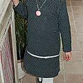 La robe de noël