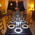NOEL 2008 / 24/12 - 16 A TABLE