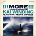 Kai Winding Featuring Kenny Burrell - 1963 - !!!More!!! Theme from Mondo Cane (Verve)