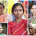 Inde culture et tribus de l'orissa