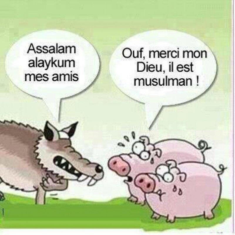 islam musulman humour