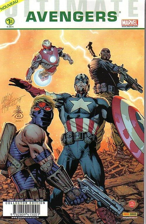 ultimate avengers 01a